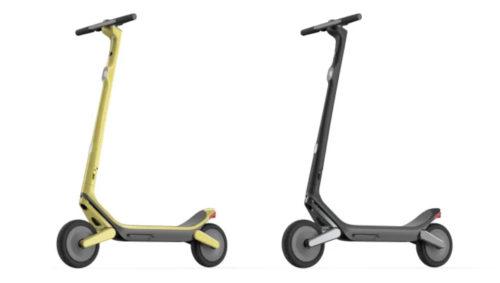 Este es el scooter más inteligente del mundo
