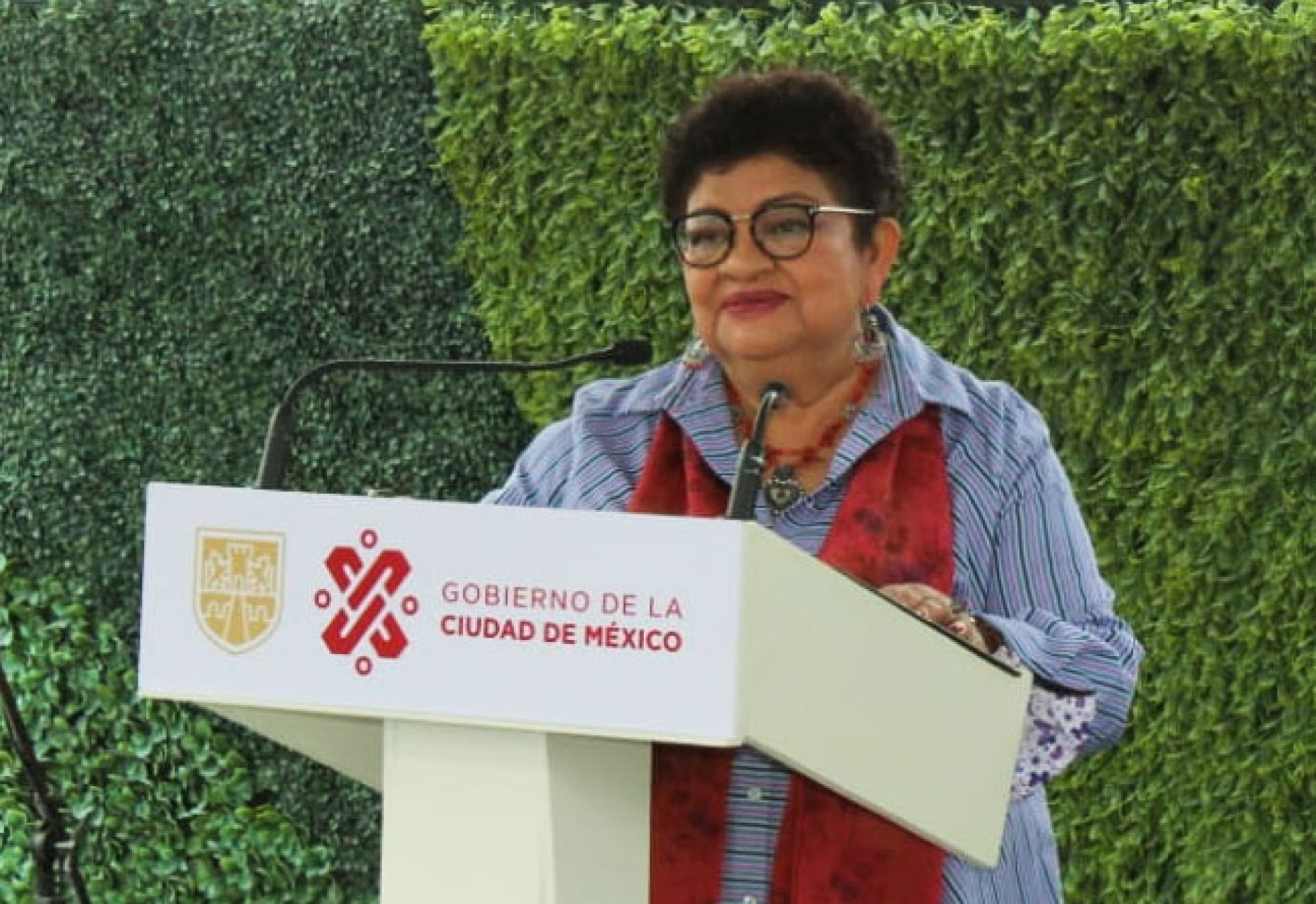 Ernestina Godoy, Fiscal General de Justicia de la Ciudad de México/Foto: cuartoscuro