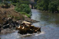 IMSS externa apoyo tras desbordamiento del río Tula