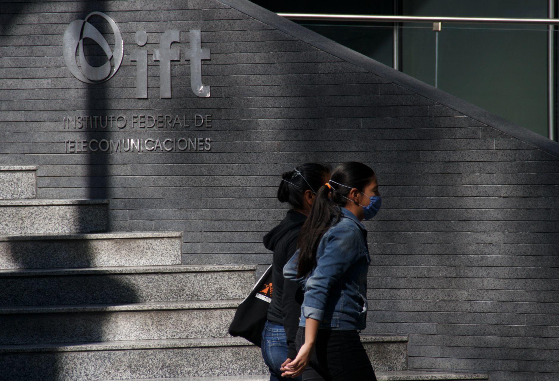 Fachada del Instituto Federal de Telecomunicaciones (IFT)/Foto: cuartoscuro