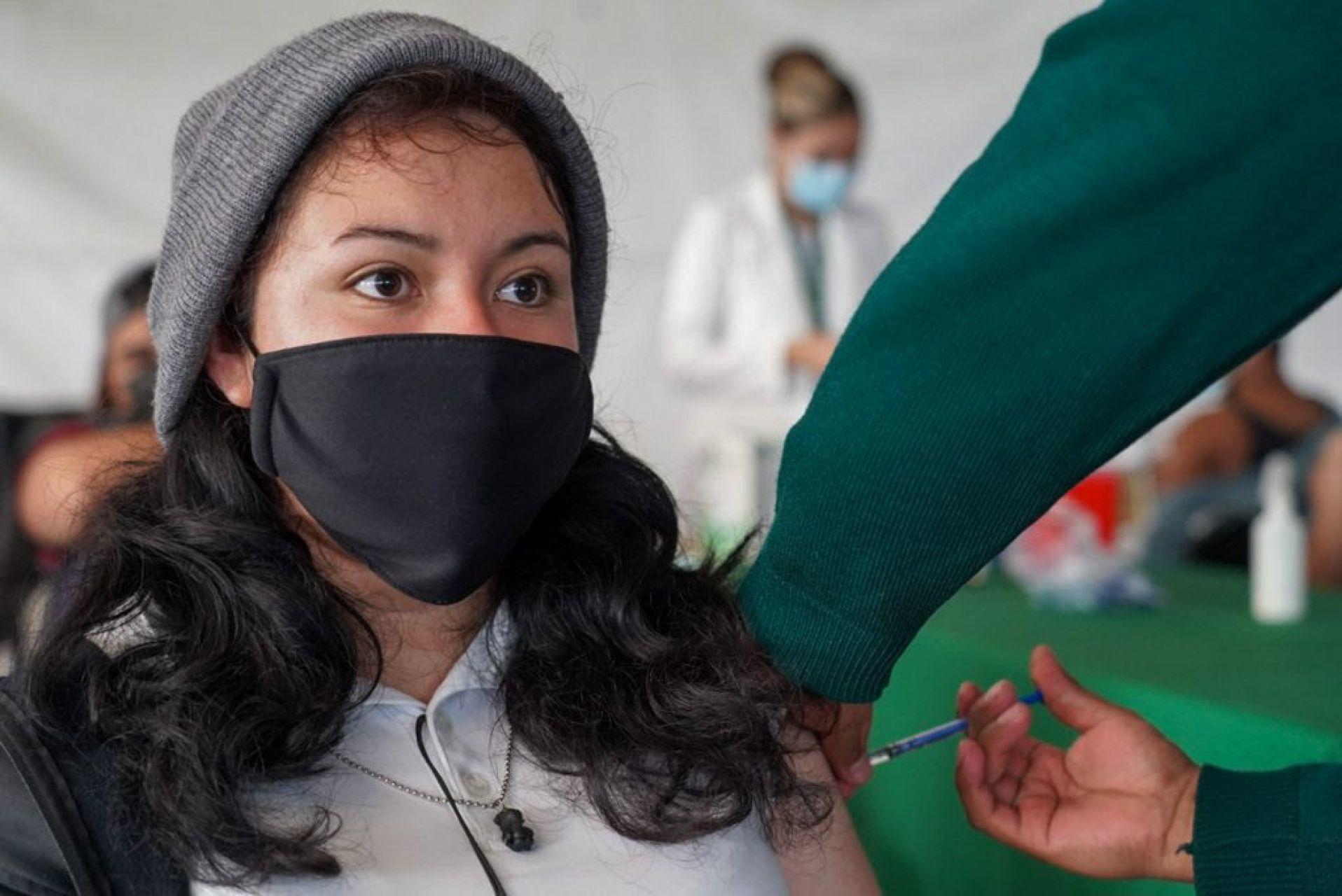 Jornada de Vacunación anticovid/Foto:cuartoscuro