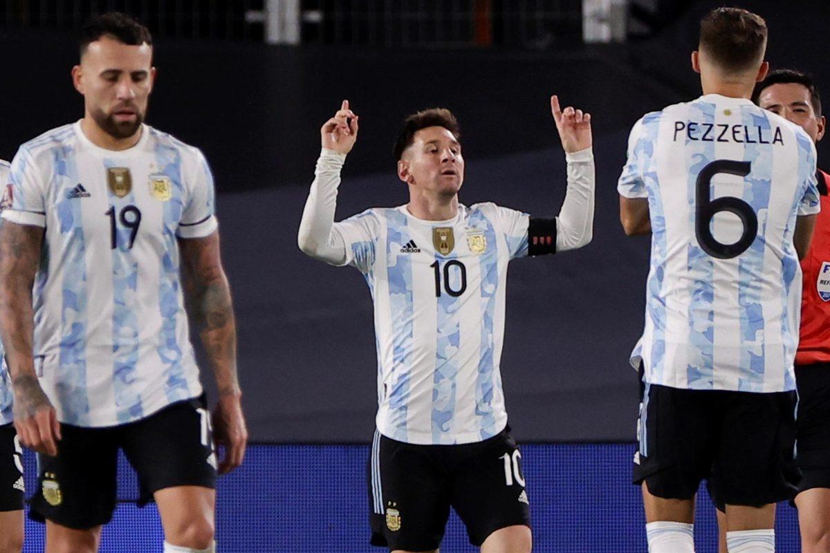 Lionel Messi Catar 2022