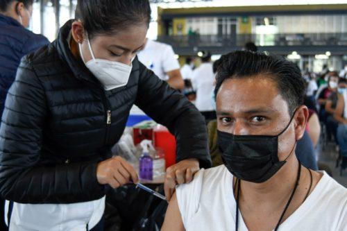 Vacunación en CDMX