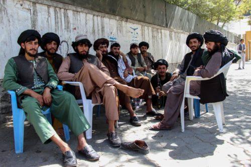 Nuevo gobierno de Afganistán