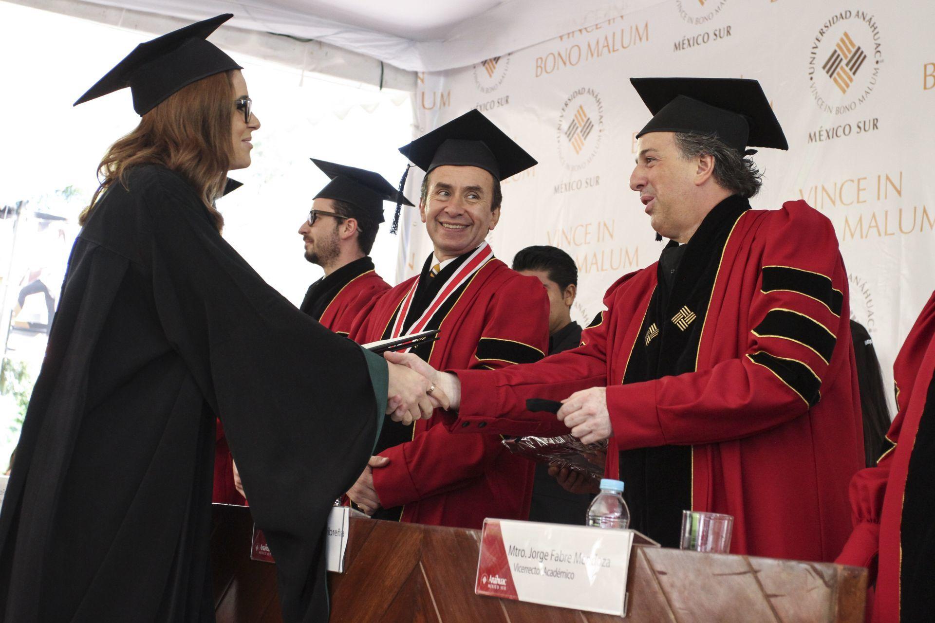 Titulación y graduaciones/Foto :cuartoscuro