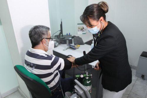 Vacunación IMSS