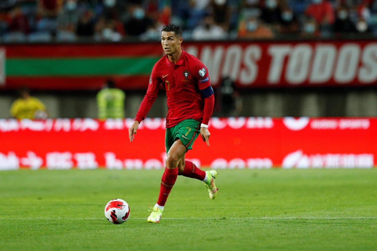Cristiano Ronaldo FIFA World Cup Qatar 2022