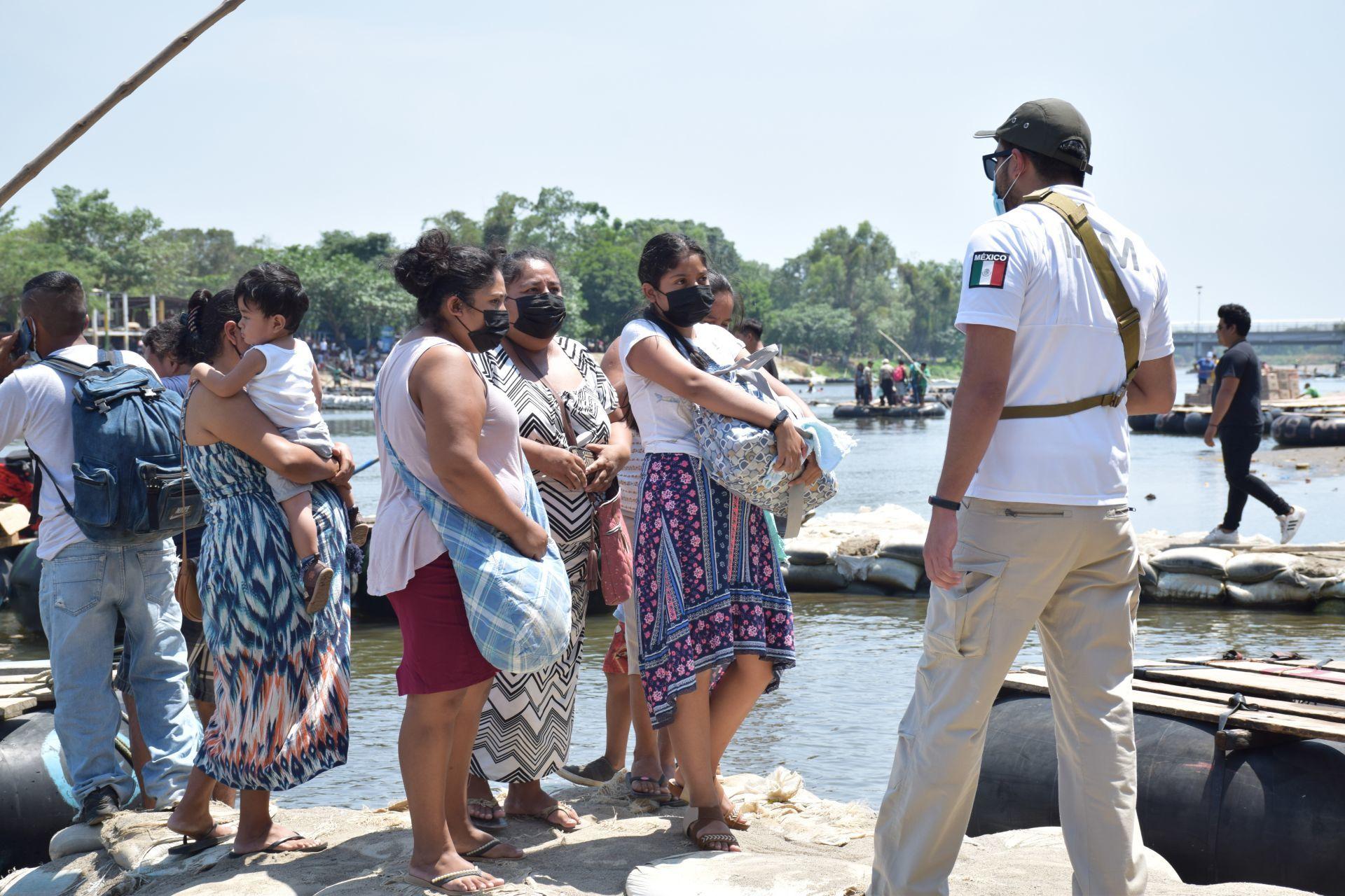 Instituto Nacional de Migración/Foto:Cuartoscuro