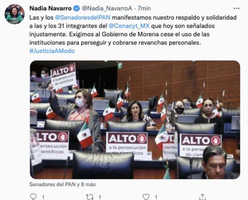 Nadia Navarro