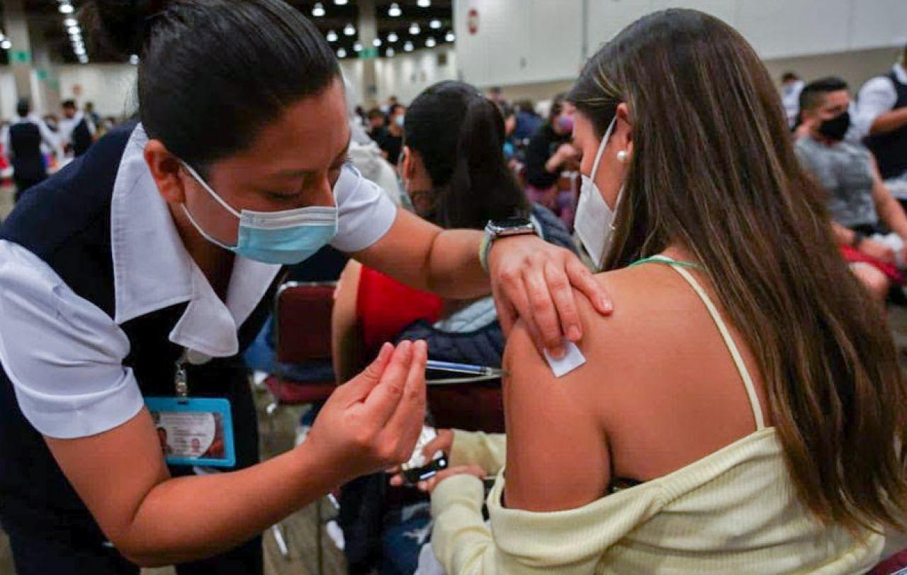 Vacunas Anti Covid 19/Foto: cuartoscuro