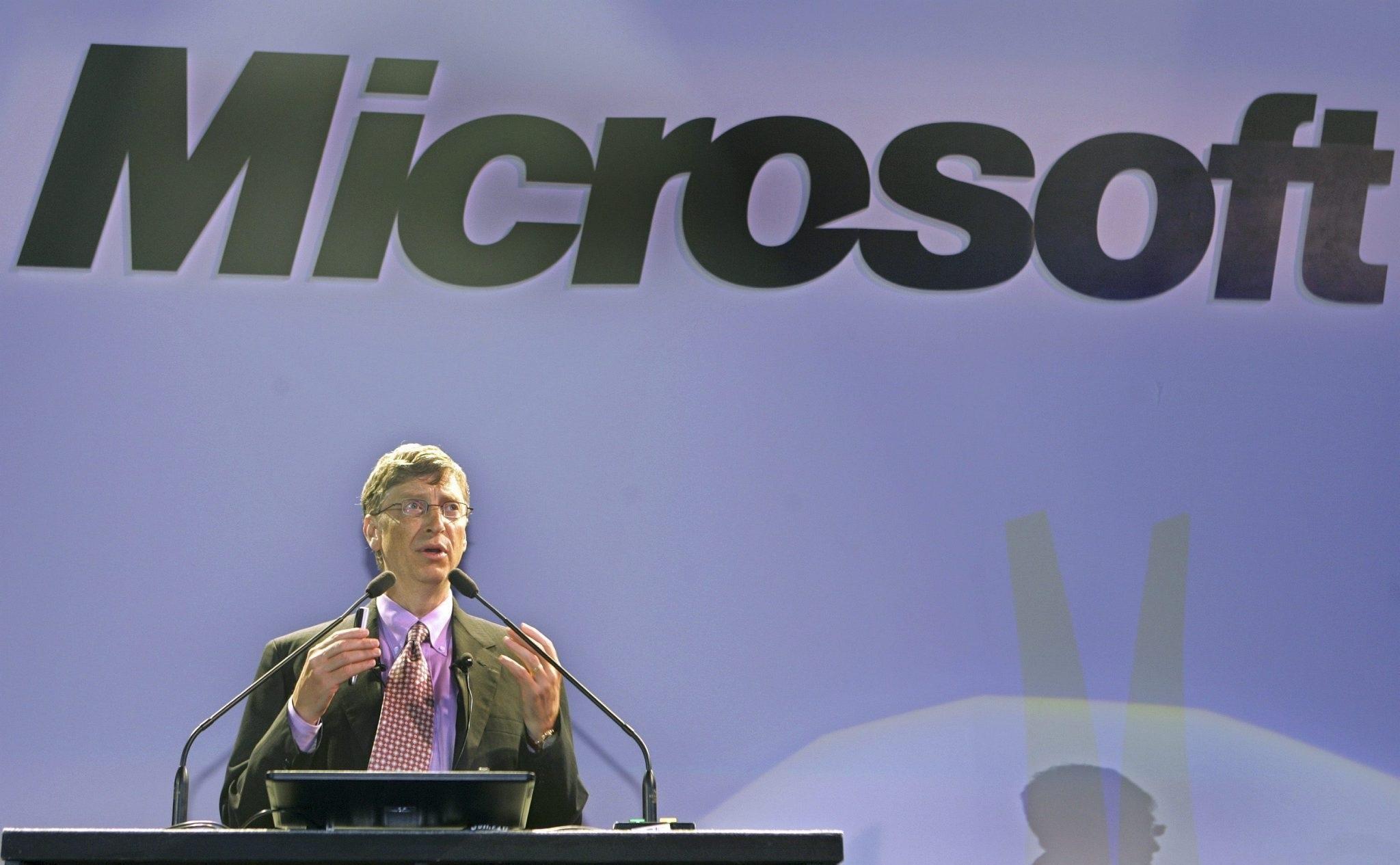 Bill Gates/Foto:EFE