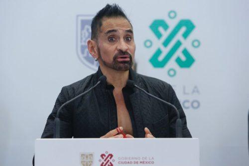 Horacio Franco, del Consejo Asesor de Cultura de la CDMX
