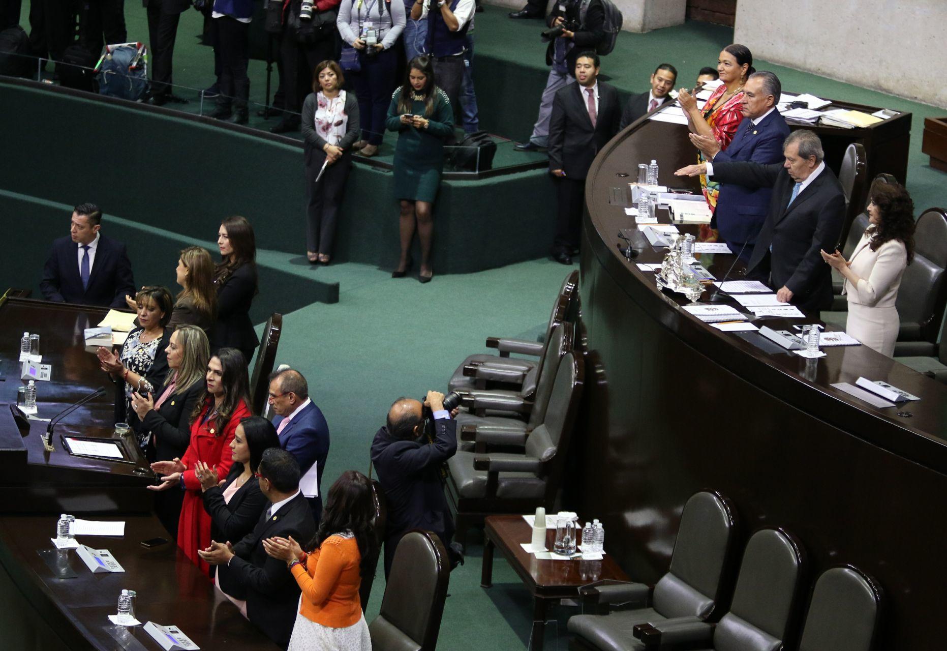 Cámara de Diputados/Foto: cuartoscuro