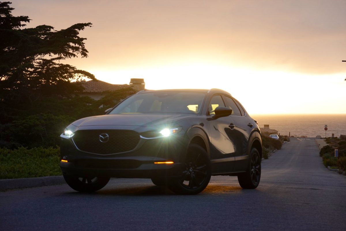 Mazda SUVCX-50 / Ilustración / Twitter @MazdaOficial