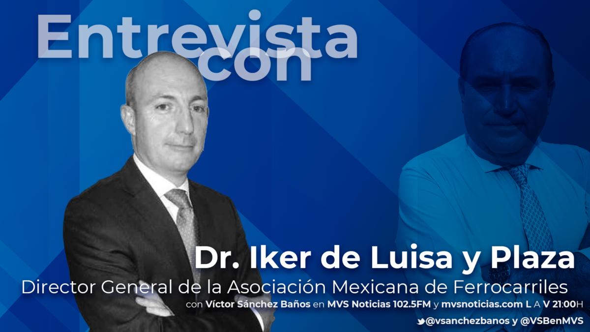 Dr. Iker de Luisa y Plaza / Ilustración