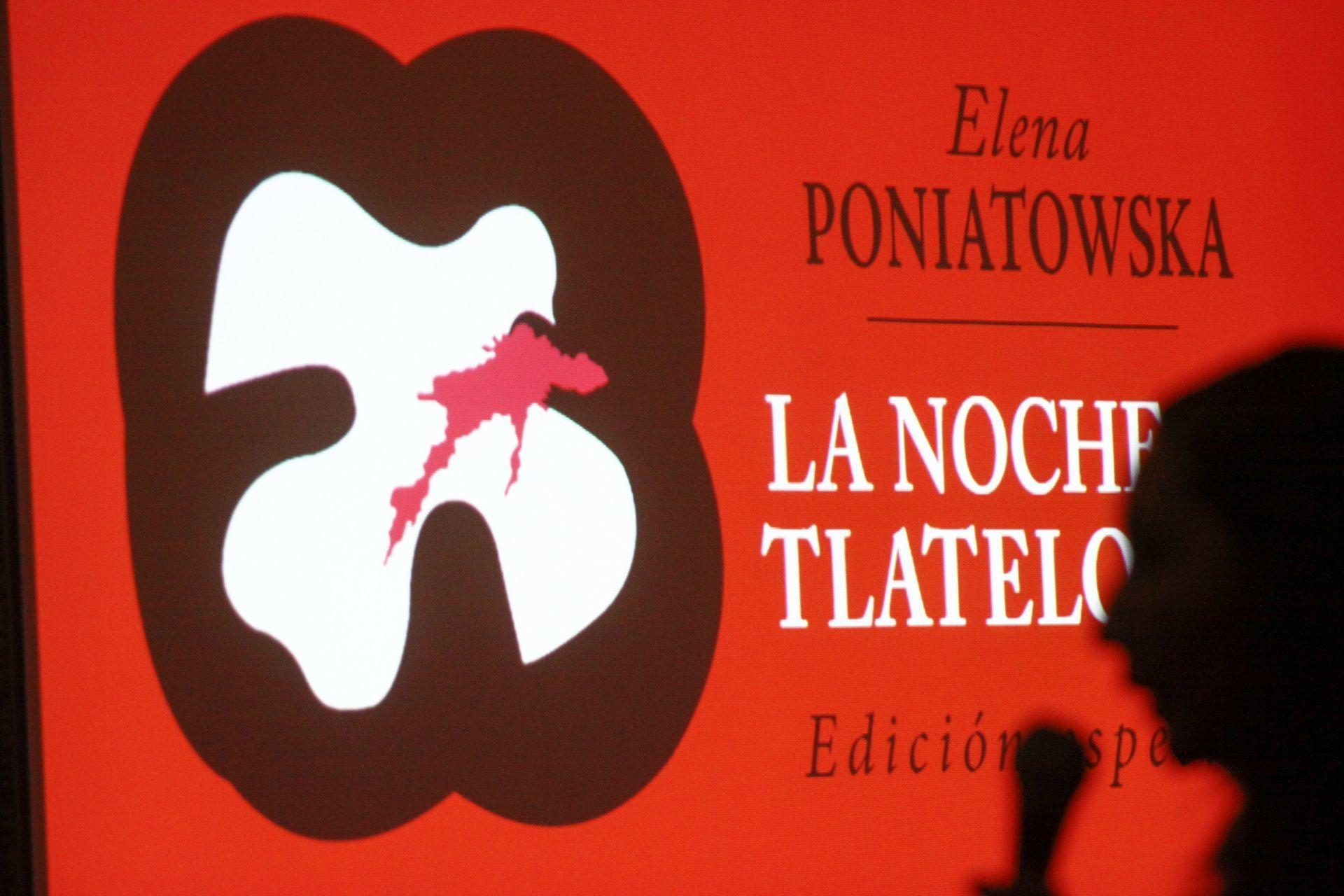 """Elena Poniatowska, """"La noche de Tlatelolco"""" /Foto:cuartosccuro"""