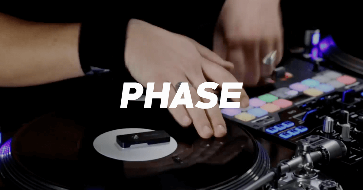 Phase and Mixfader Shop - DJ innovations | MWM