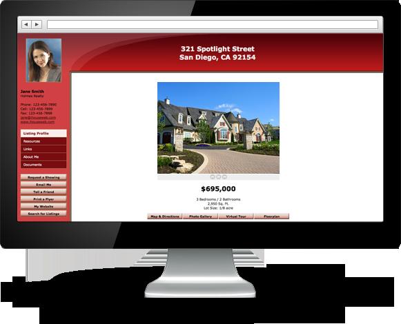 iHOUSEweb single property websites