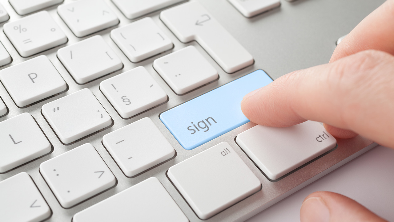 Electronic Signatures for Real Estate Transactions
