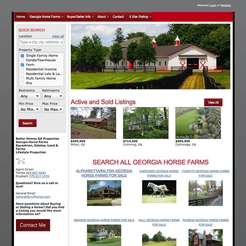 Georgia Horse Farm, Inc.