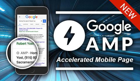 Google AMP Landing Pages