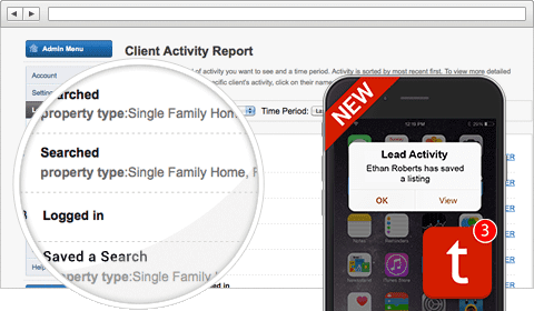 iHOUSEweb Client Activity Report