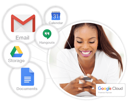 iHOUSE Elite Websites with Google Workspace integrated features