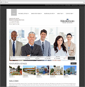 iHOUSEweb Office Real Estate Websites