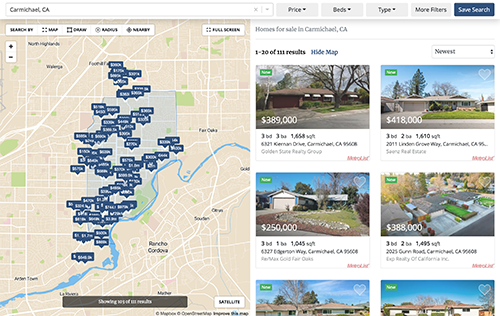 Learn about real estate websites