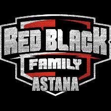 Red Black Family Astana