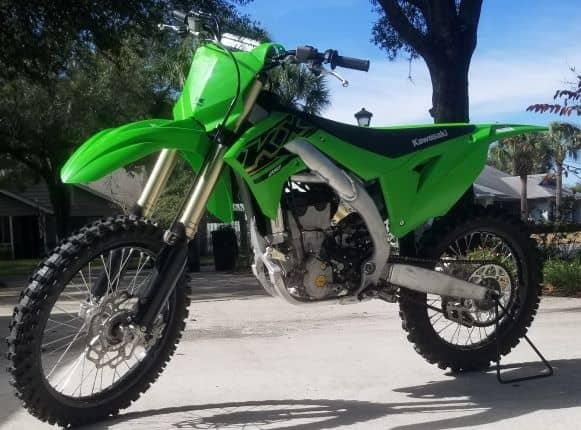 2021 Kawasaki KX250F