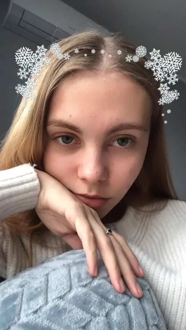 Instagram filter Snow crown