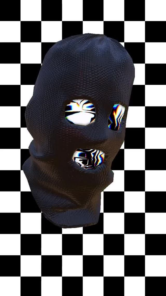 Instagram filter BALACLAVA