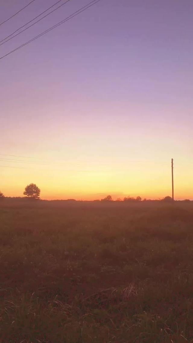 Instagram filter Sunset