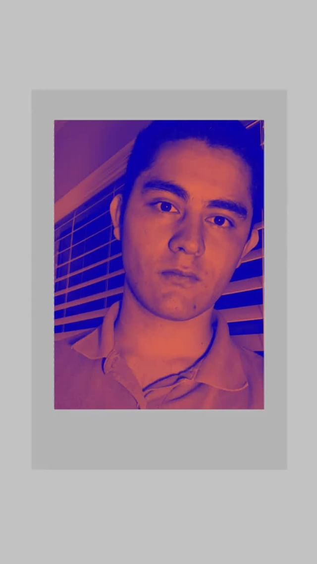 Instagram filter Golden Polaroid