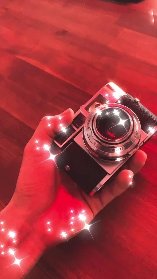 robertschoenholz Instagram filter DIAMOND GLITTER