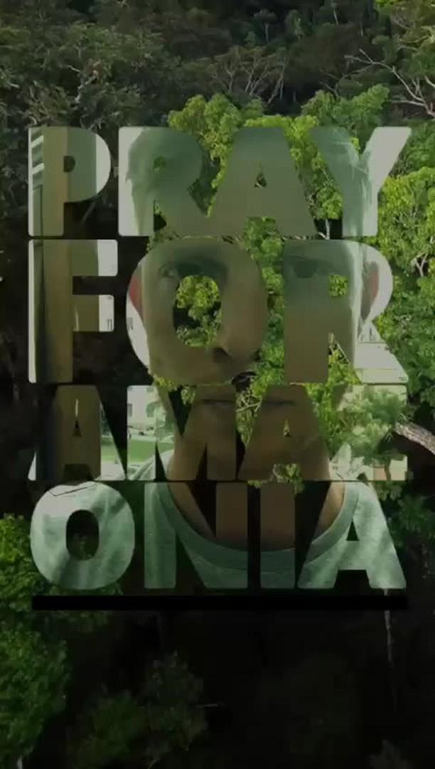 lazarnld Instagram filter Pray for Amazonia