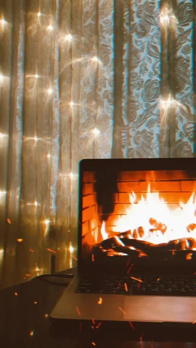 Instagram filter Campfire