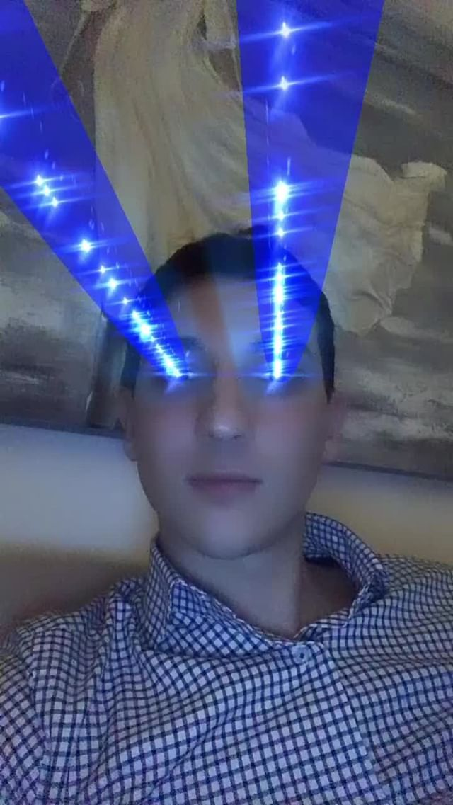 federicoceccoli Instagram filter Blue Laser