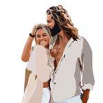 mariefeandjakesnow Instagram filters profile picture
