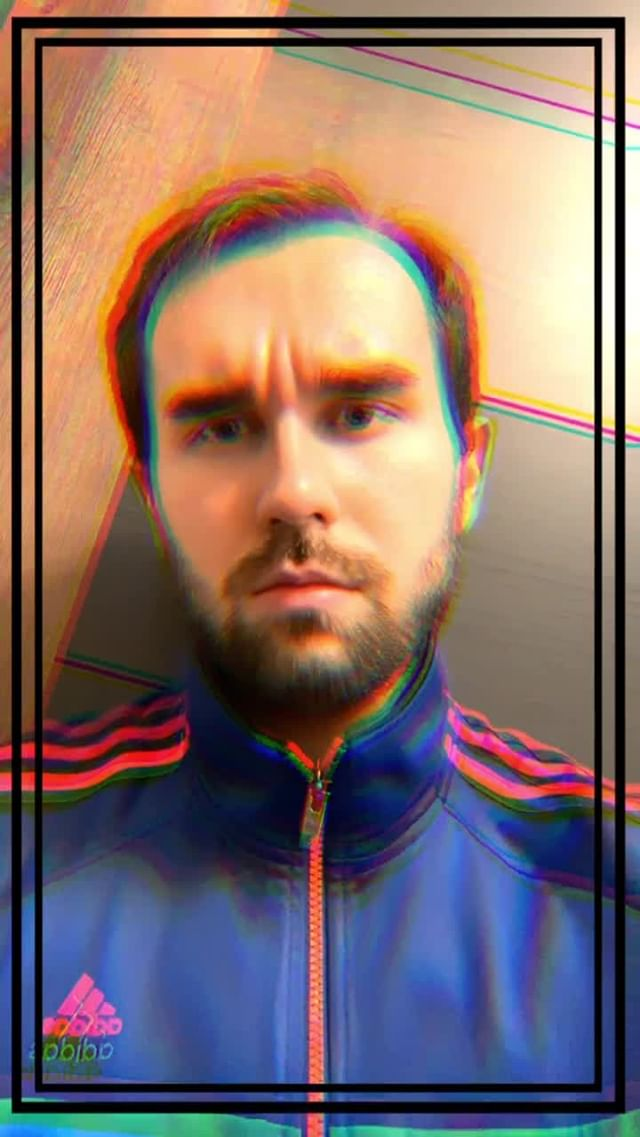 adriangirbovean Instagram filter FROM THE FUTURE