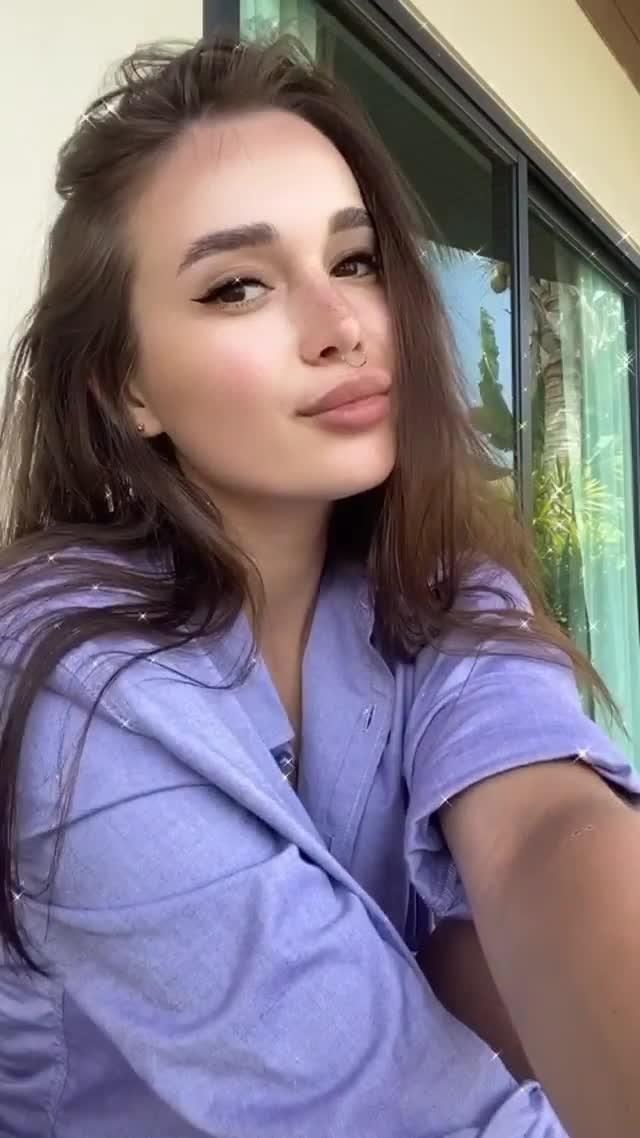 Instagram filter Kira beauty