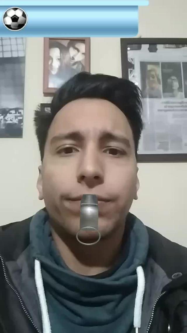 vjmorochoo Instagram filter Arbitro