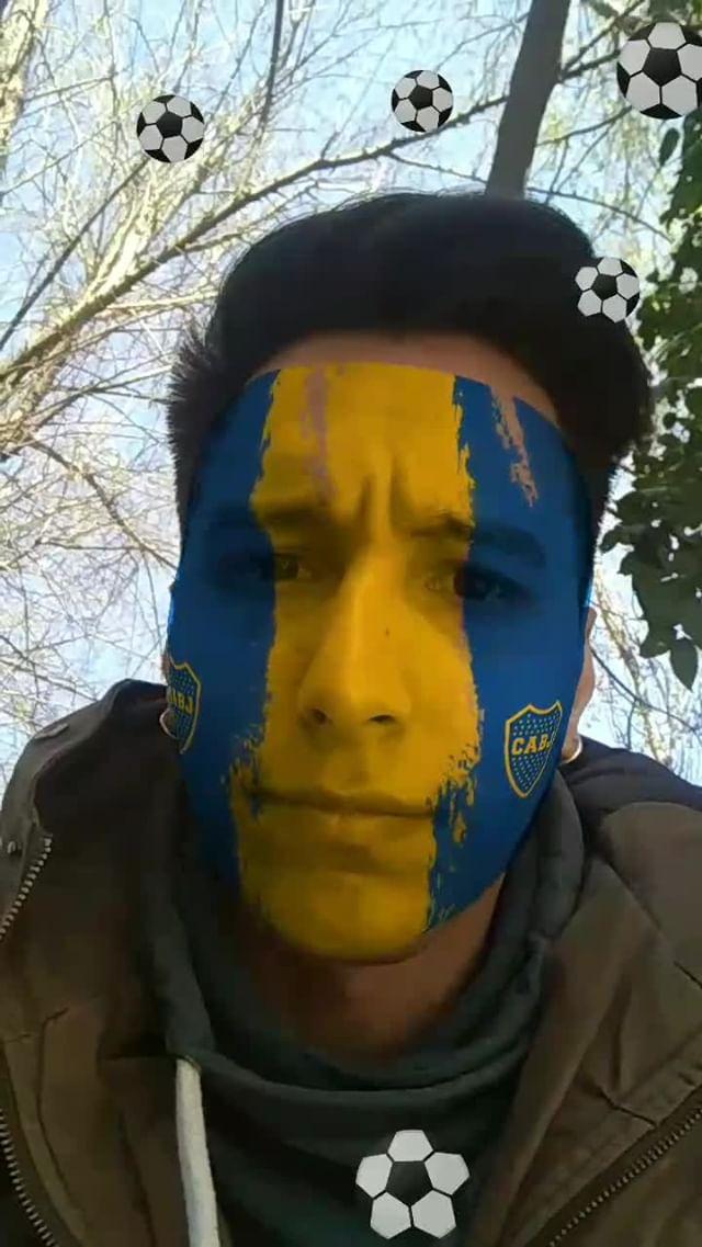 vjmorochoo Instagram filter Futbol Argentino