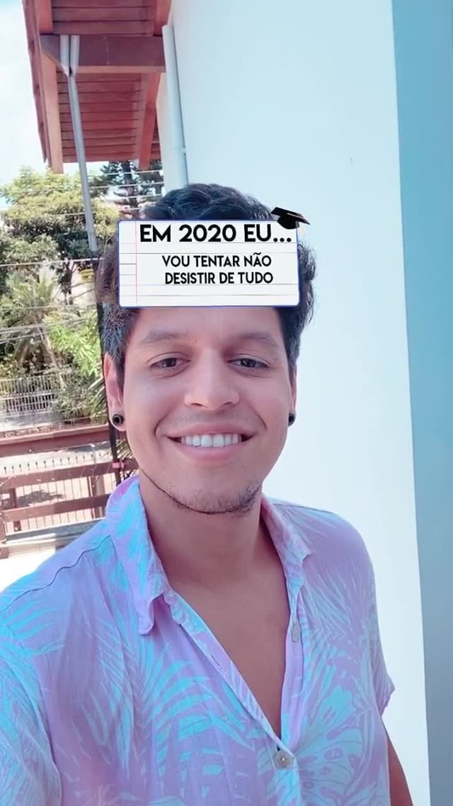 Instagram filter Metas Acadêmicas