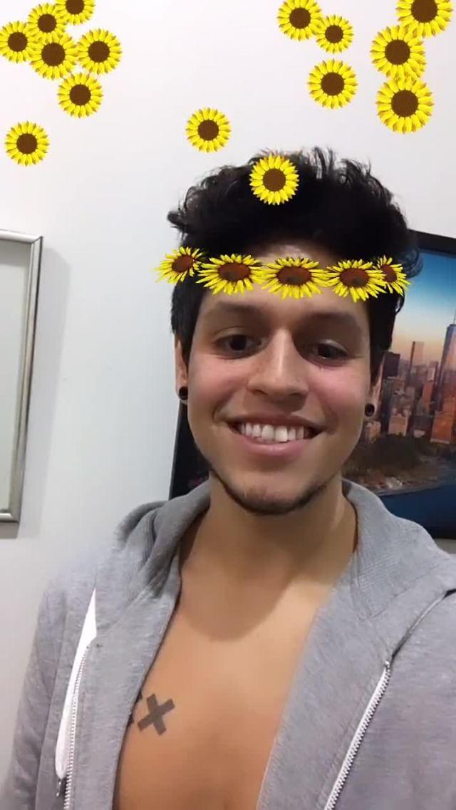 Instagram filter Sunflower