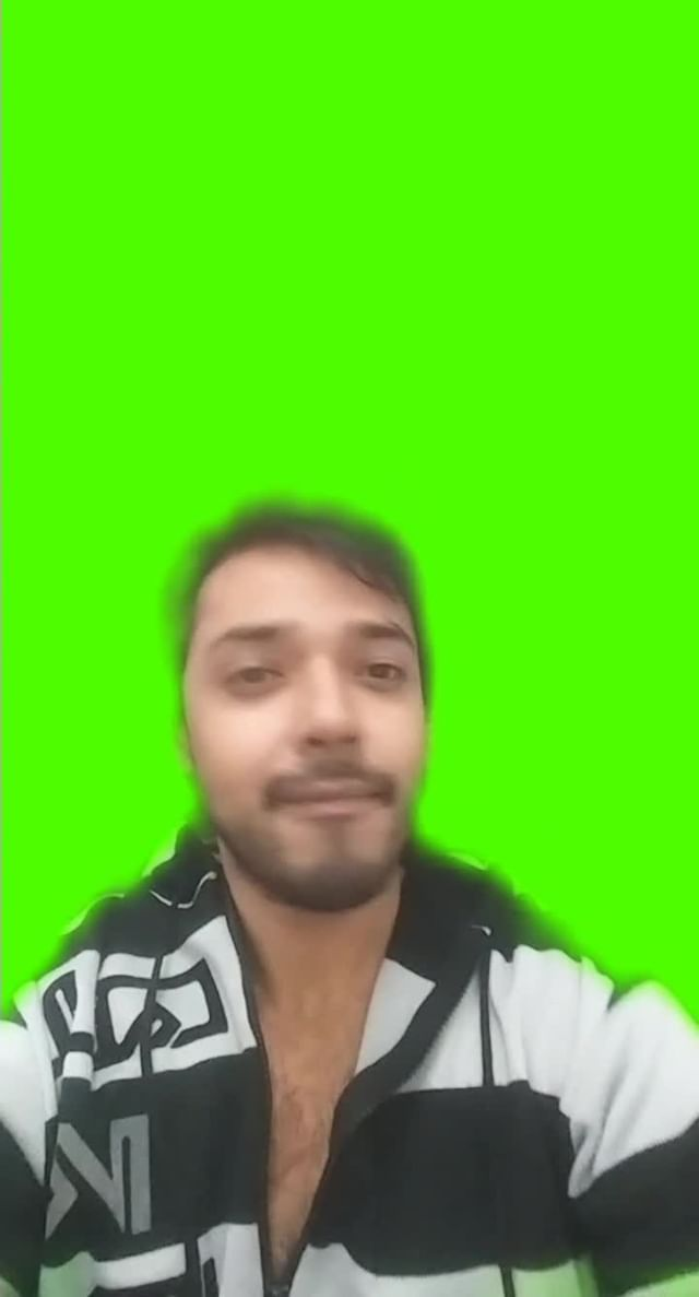 Instagram filter Chroma Key