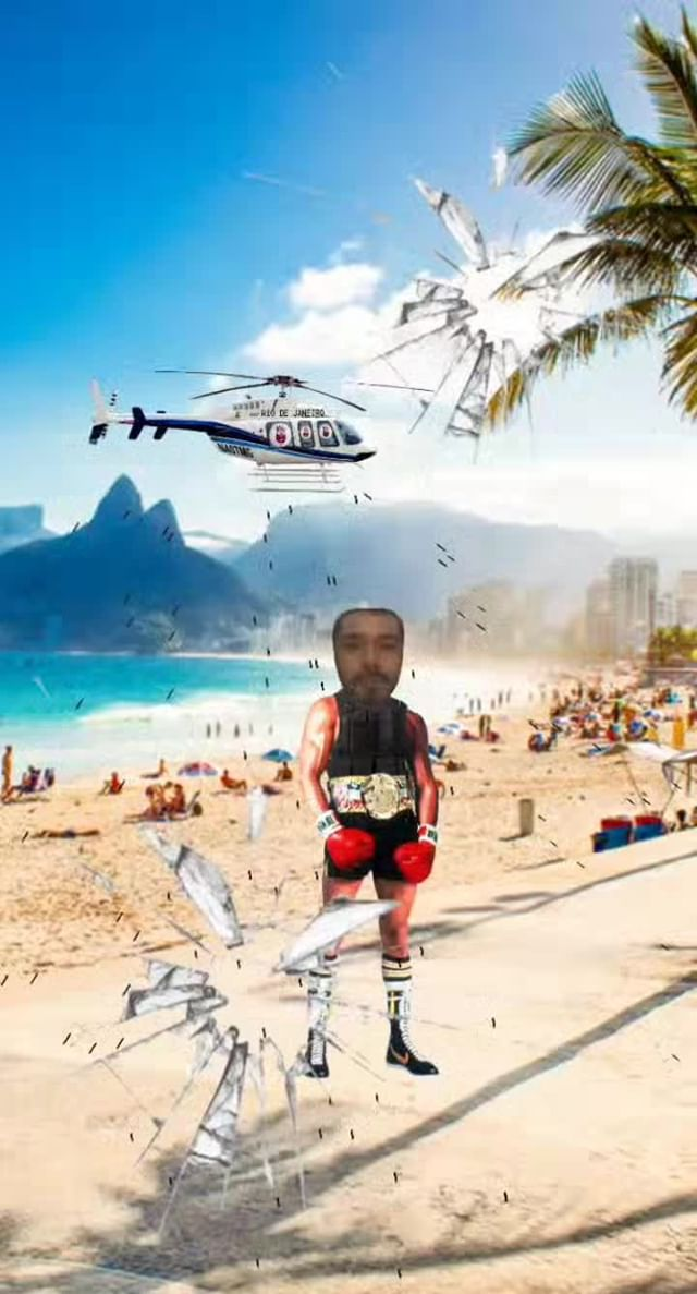 Instagram filter ROCKY IN RIO 1