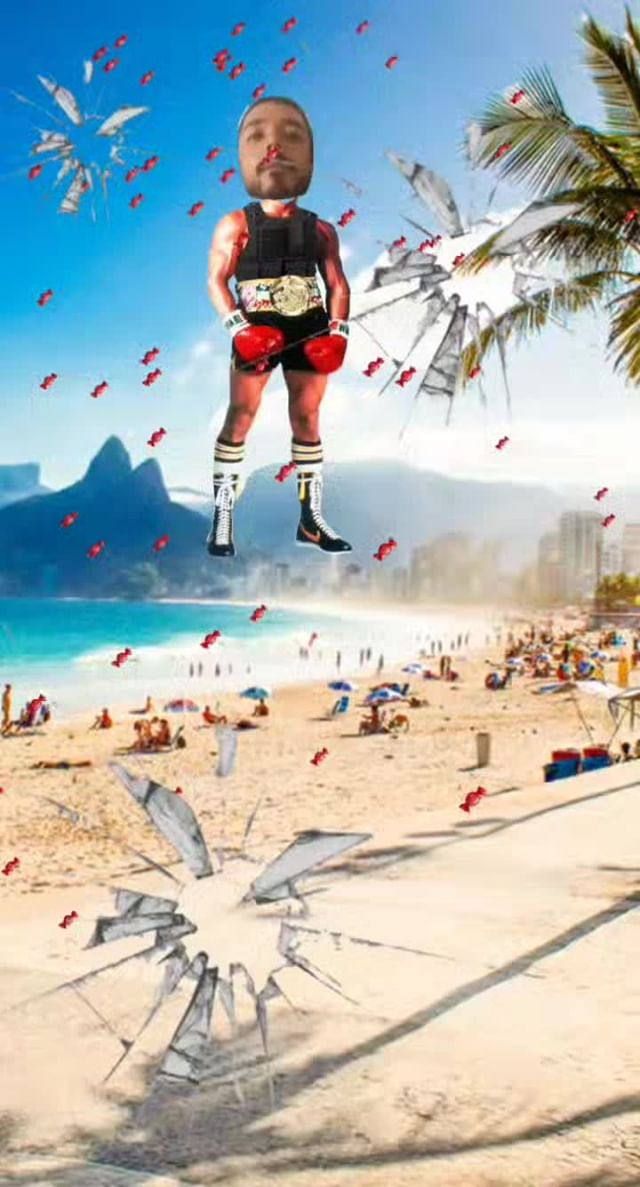 Instagram filter ROCKY IN RIO 4