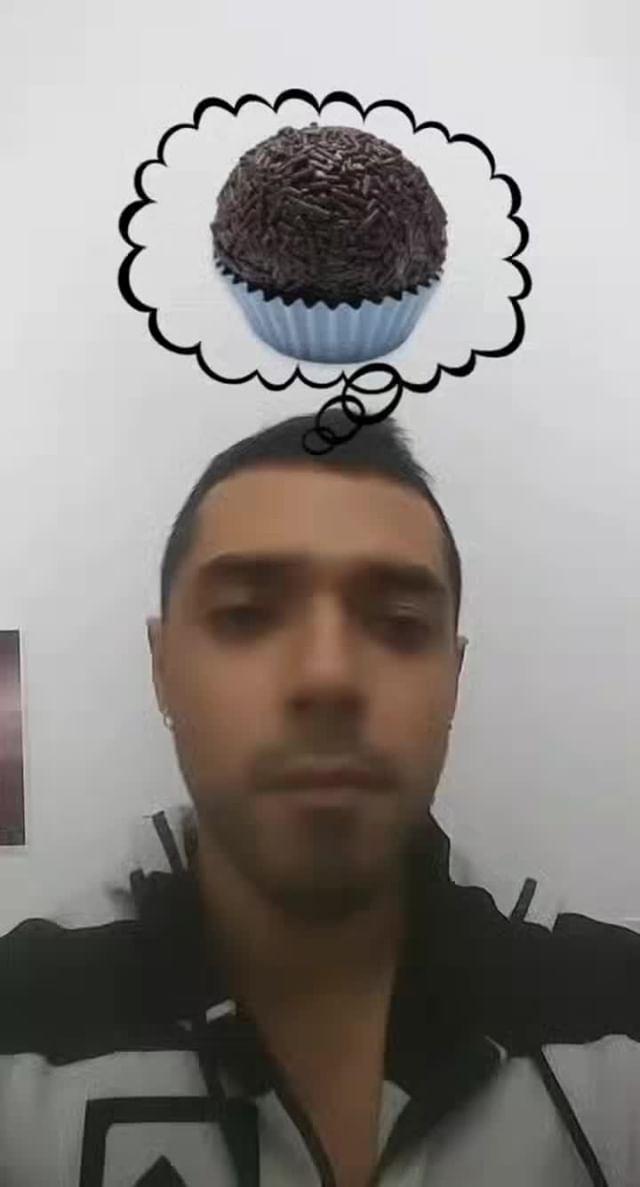 Instagram filter Brigadeiro